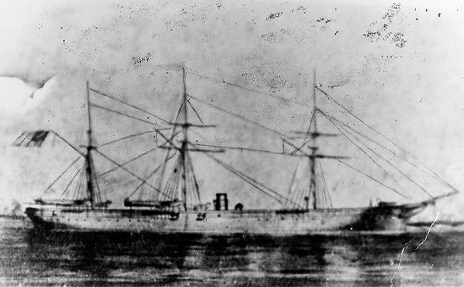 USS Lackawanna