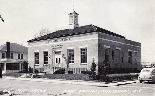 Lake Village Post Office