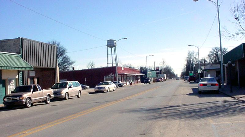 Leachville: Main Street
