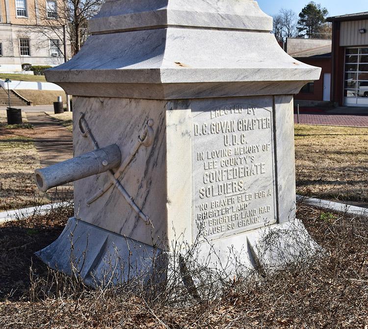 General Robert E. Lee Monument