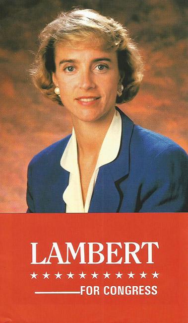 Blanche Lambert Campaign