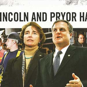 Anti–Lincoln and Pryor Ad