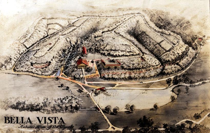 Bella Vista Plan