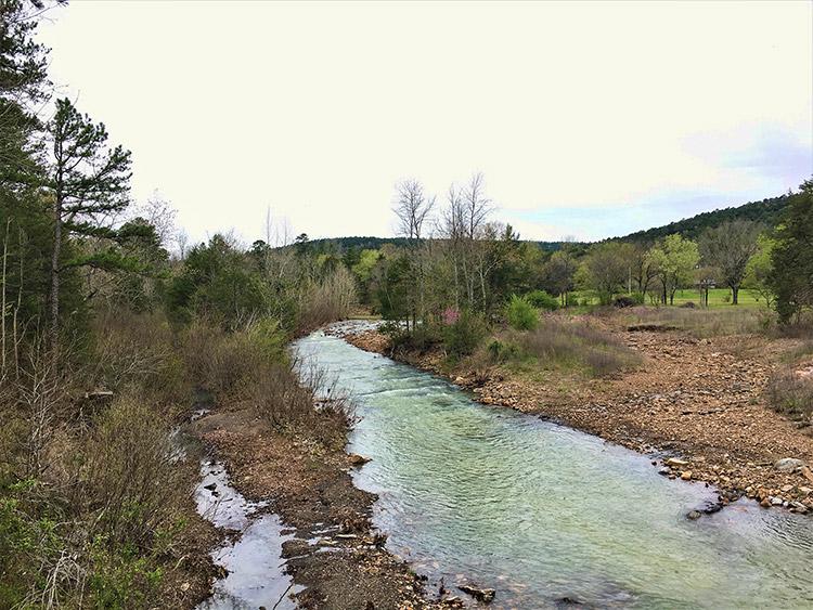 Little Cedar Creek