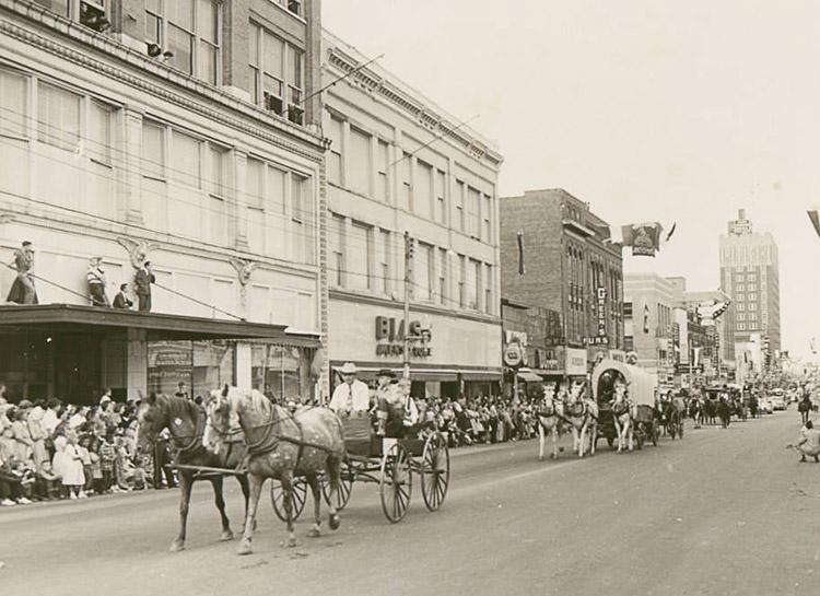 Livestock Show Parade