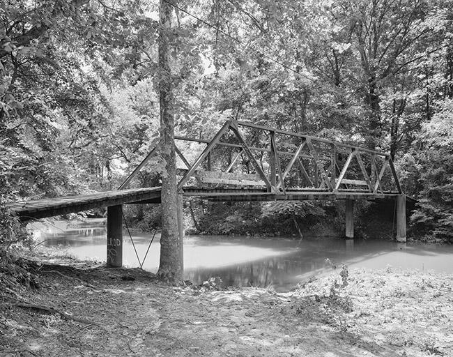 Little Cossatot River Bridge