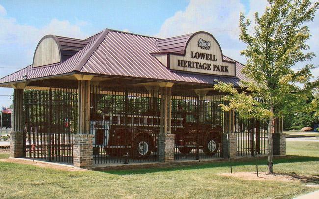 Lowell Heritage Park