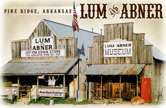 Lum and Abner Store and Museum