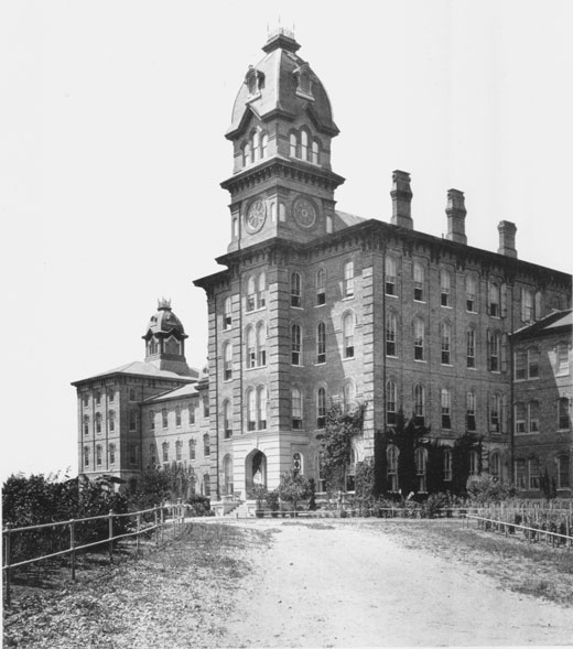 Arkansas State Lunatic Asylum