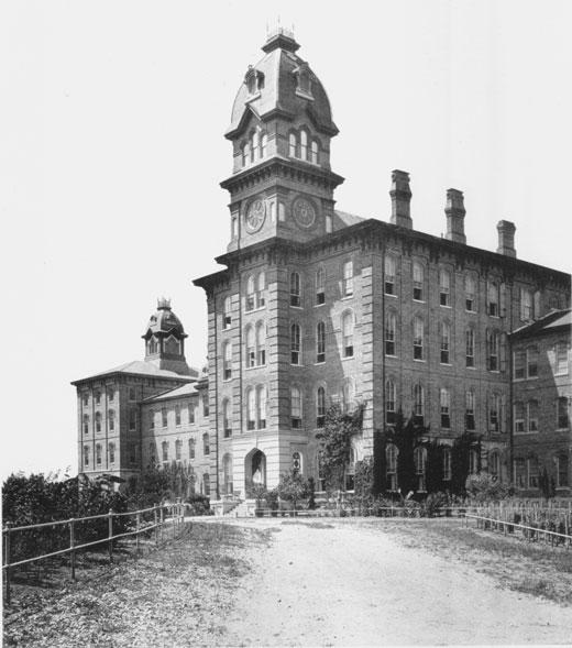 Arkansas State Lunatic Asylum