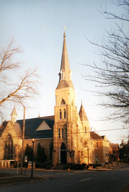 Little Rock: Lutheran Church,