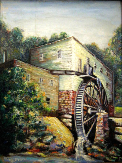 Cane Hill Mill