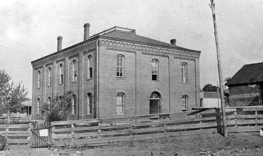 Original Courthouse