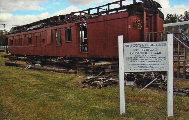 White County Rail Heritage Center
