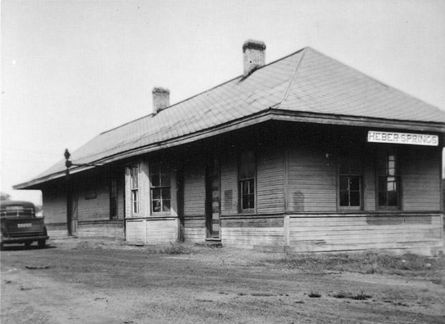 Heber Springs Depot