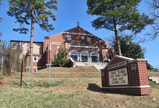 Mount St. Mary Academy