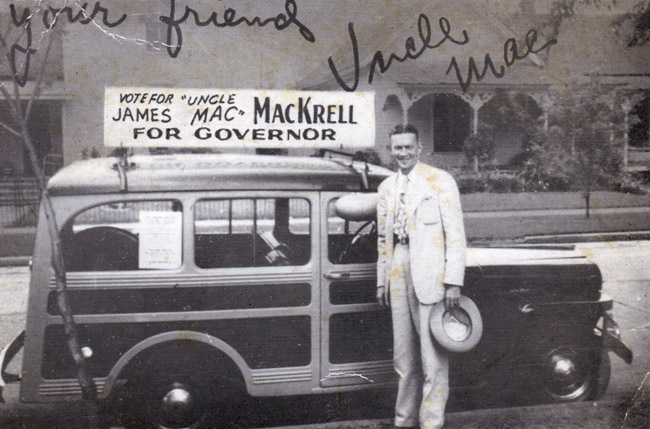 James MacKrell