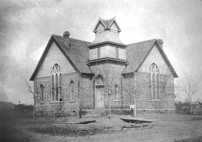 Magazine Methodist Church