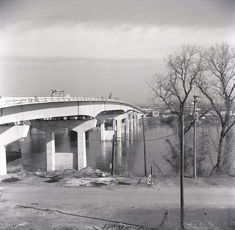 Main Street Bridge Construction
