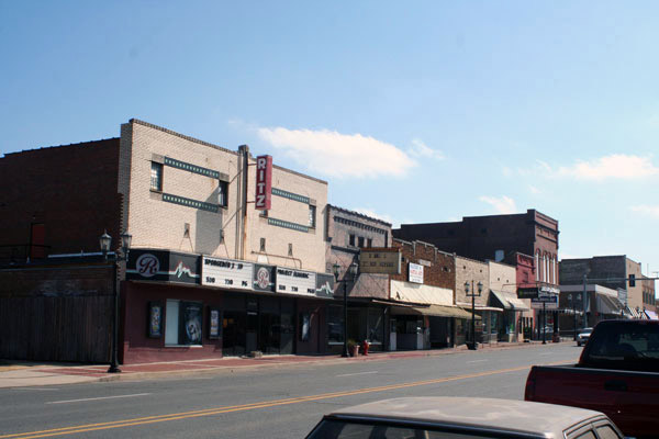 Malvern Commercial Historic District