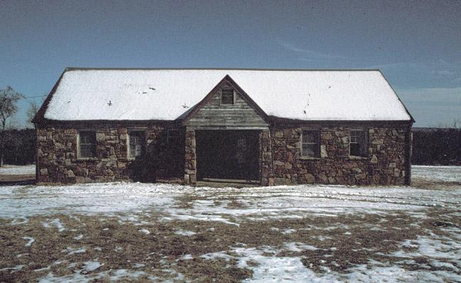 Maness Schoolhouse