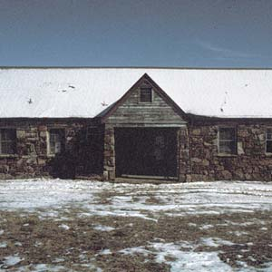 Maness Schoolhouse