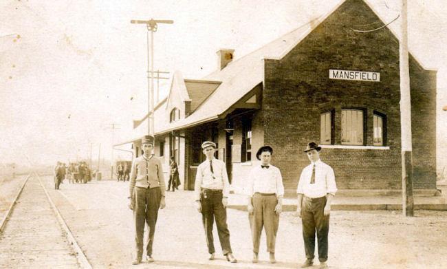 Mansfield Depot