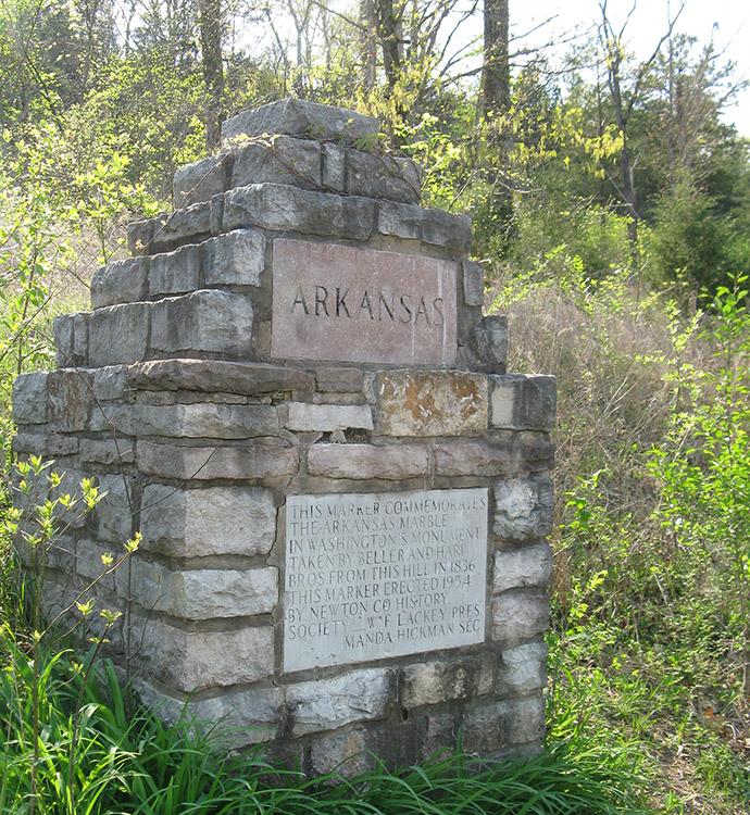 Marble Quarry Monument
