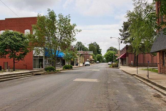 Downtown Marianna