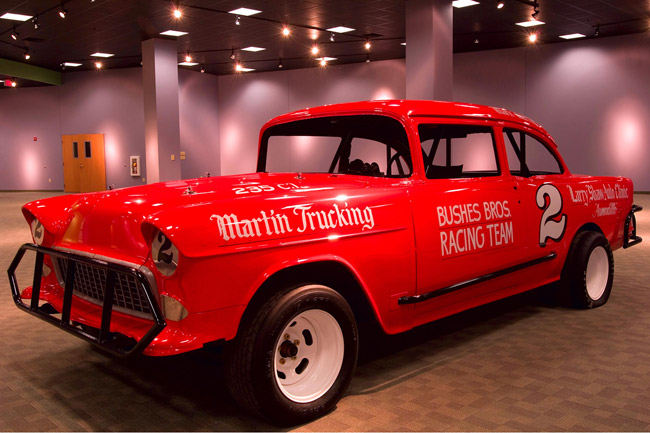 Mark Martin's Stock Car