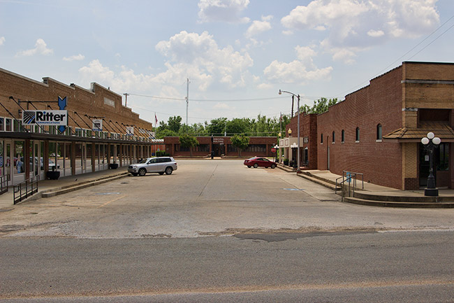 Downtown Marked Tree