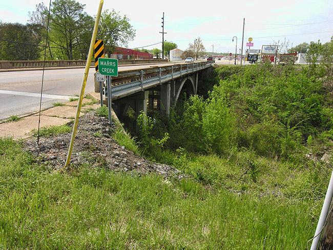 Marr's Creek Bridge