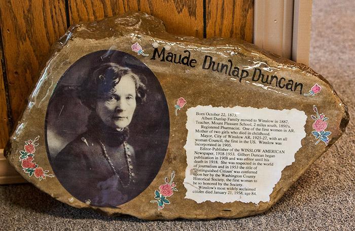 Maud Duncan Display