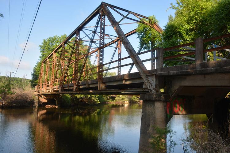 Maumelle River Bridge