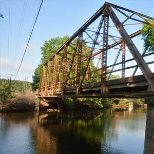Maumelle River Bridge