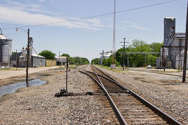 McCrory Tracks