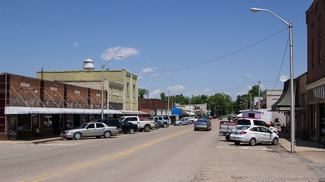 Downtown McCrory