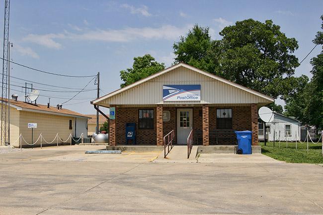 McDougal Post Office