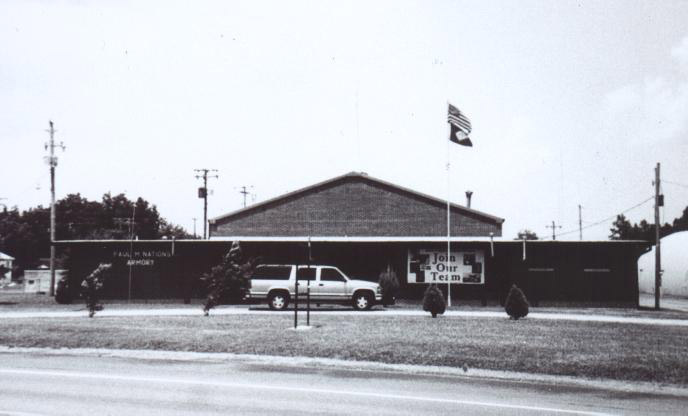 McGehee National Guard Armory