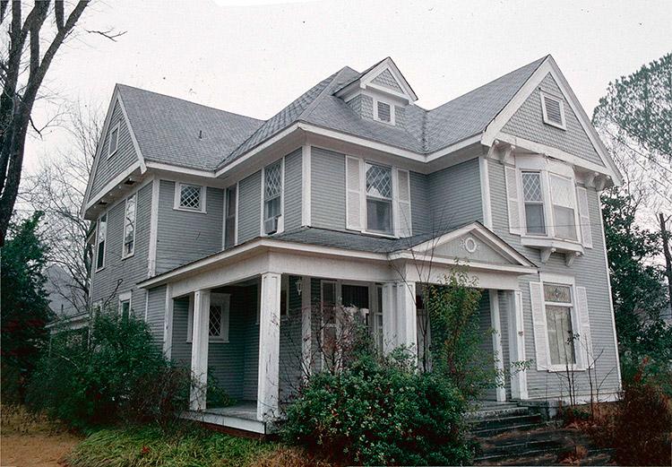 Henry McKenzie House