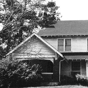 T. C. McRae House