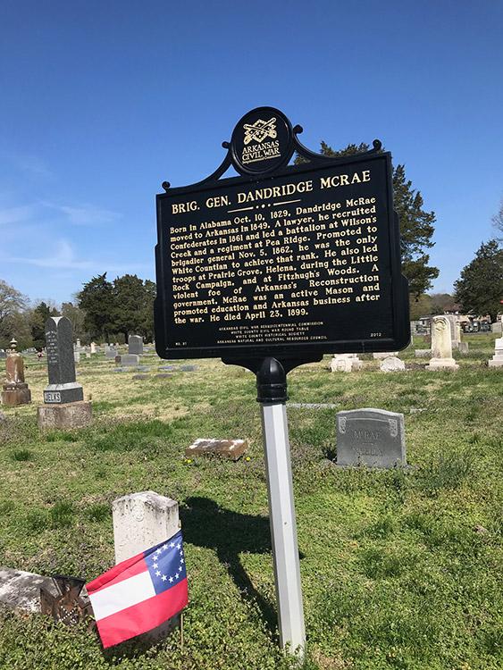 McRae Memorial