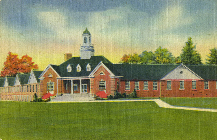 Thomas C. McRae Memorial Sanatorium