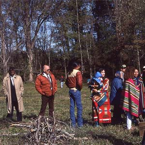 Quapaw Tribe Visiting Site