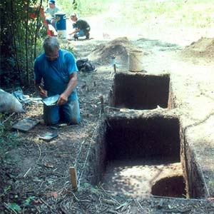 Mound Excavations