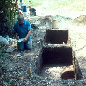 Mound Excavations