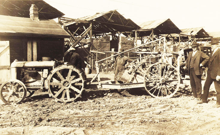 Miller County: Farming Machinery
