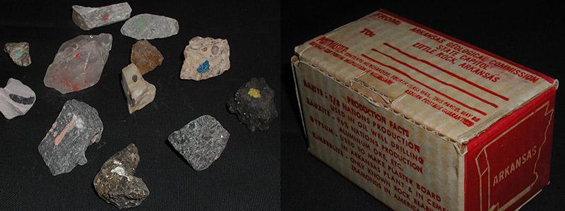 AGC Mineral Set