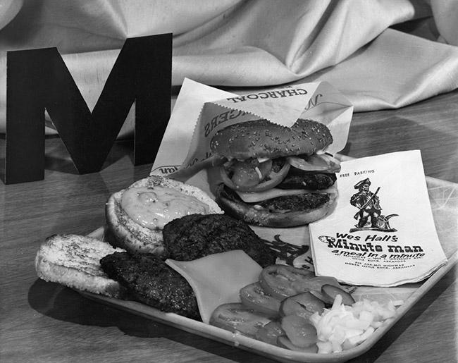 Big M Burger