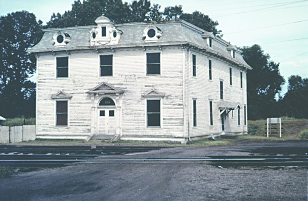 Miss Laura's Social Club before Restoration